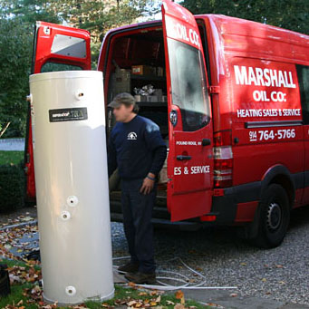 Heating Equipment Installation